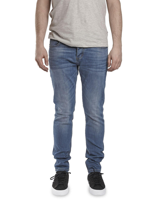 Money Slim Fit Jeans in Light Indigo