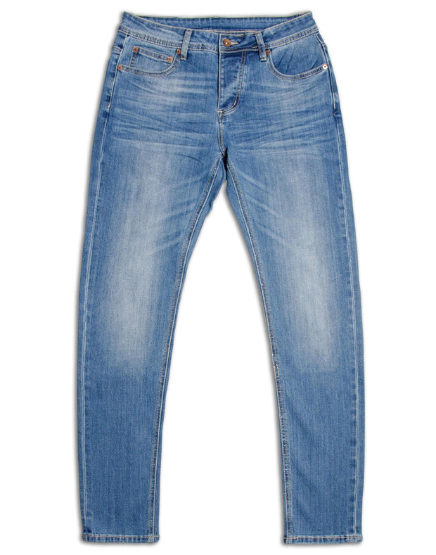 Money Light Indigo Denim S