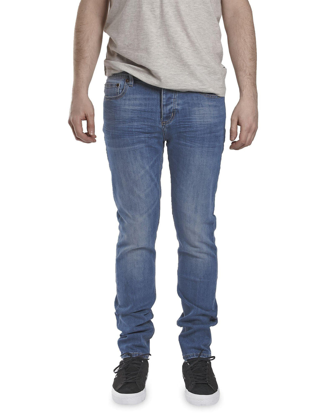 Money Light Indigo Denim T