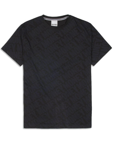 Money Clothing Repeat Print Tee