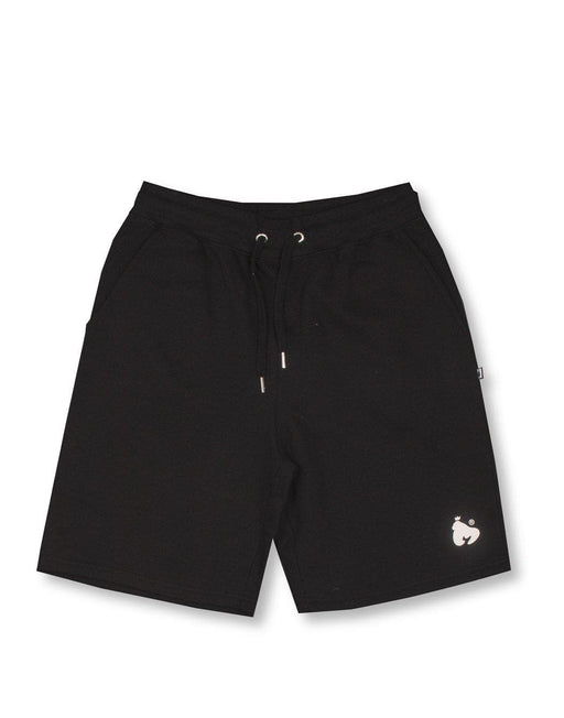 BLACK APE SWEAT SHORTS