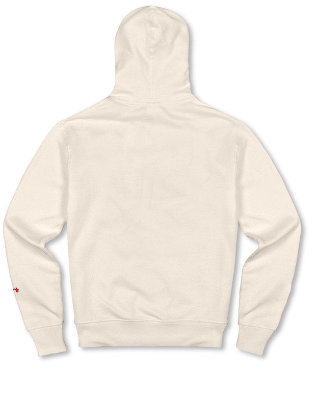 OFF WHITE COMBO MIX HOODY