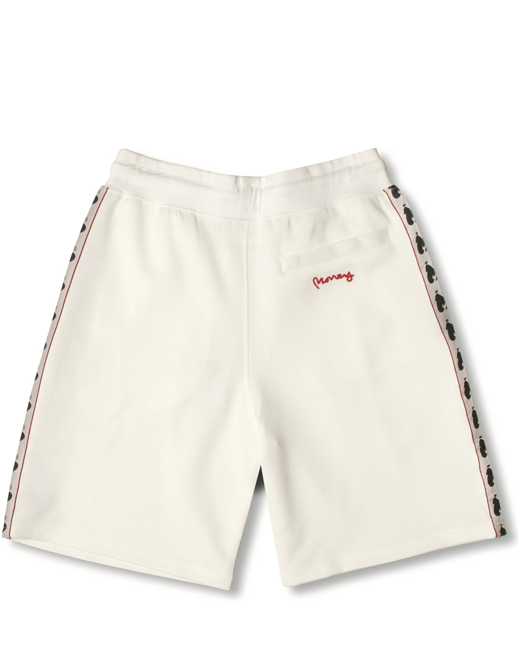 OFF-WHITE SIG LINK TRACK SHORTS