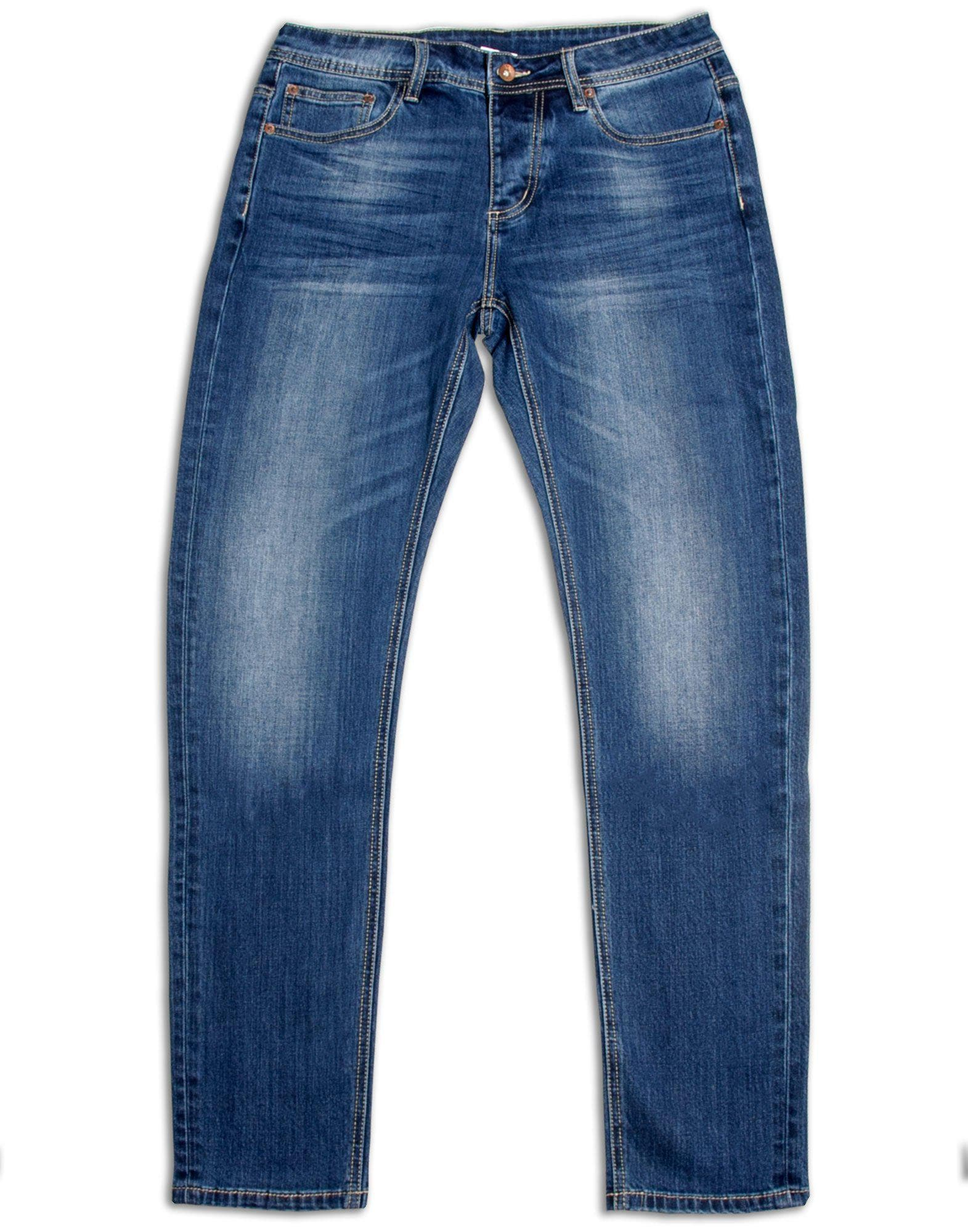 Money Mid Indigo Denim T