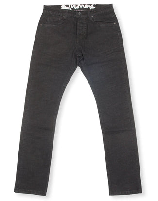 Money Dollar Classic Fit Jeans in Black