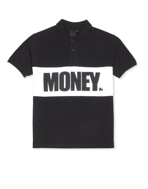 Money Colour Block Polo Shirt