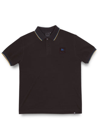 COLOUR PACK POLO BLACK