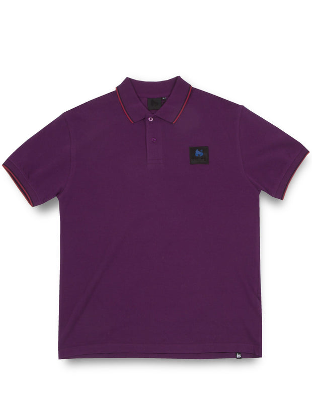 COLOUR PACK POLO PLUM