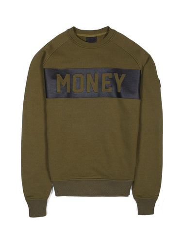 Money Clothing Punch Out Crew