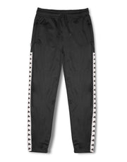 MONEY TAPE TRACK PANT BLACK
