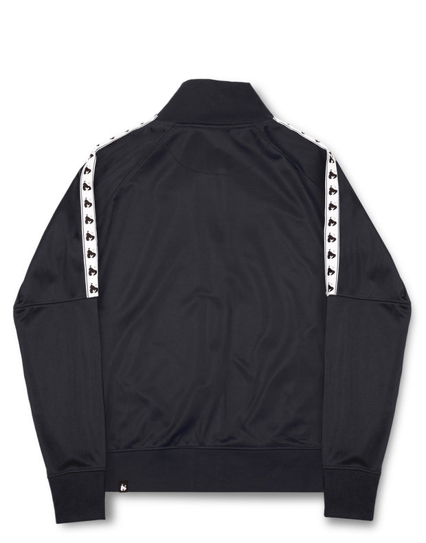MONEY TAPE TRACK TOP BLACK