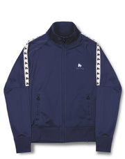 MONEY TAPE TRACK TOP NAVY