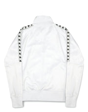 MONEY TAPE TRACK TOP WHITE