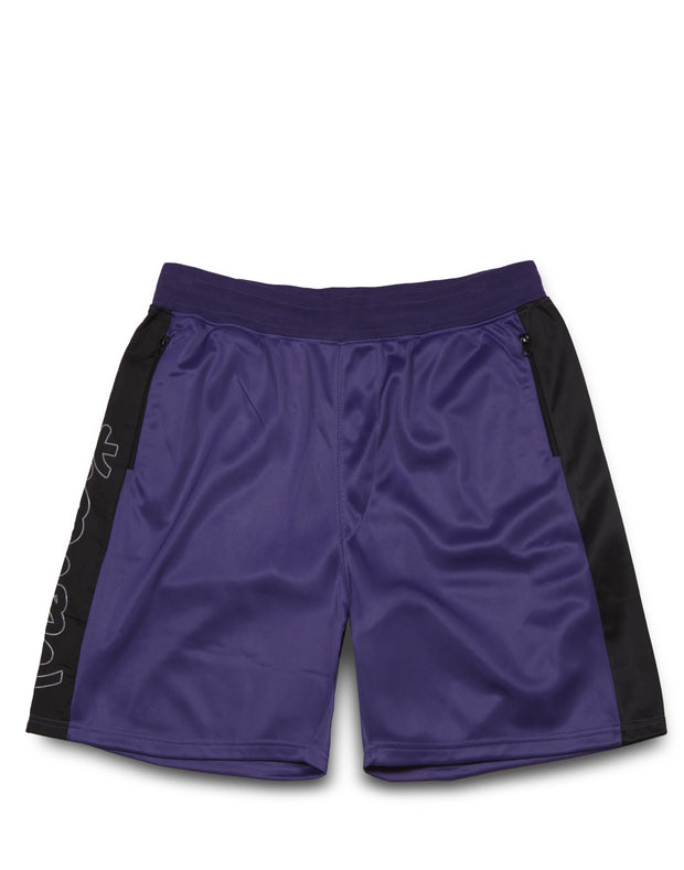 COLOUR PACK MULTI WITH PLUM SHORT