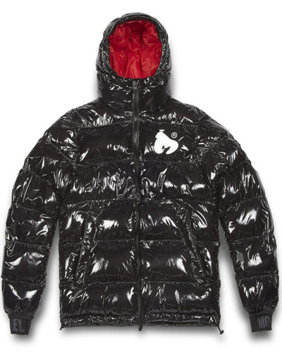 Cash Down Puffer Super Shine