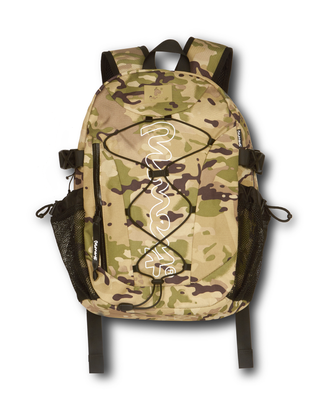 MONEY MULTI CAMO BACK PACK