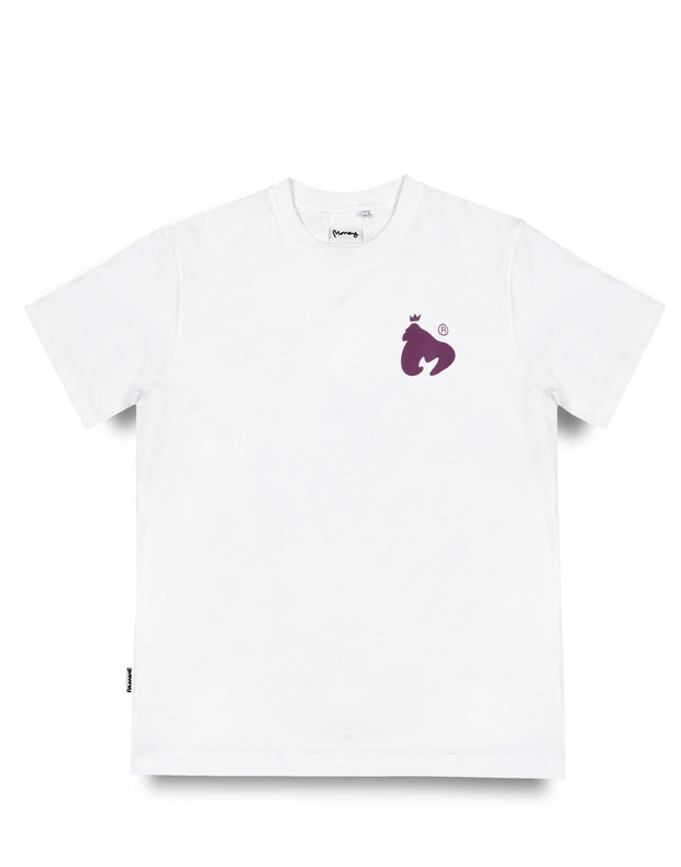 COLOUR PACK TEE WHITE