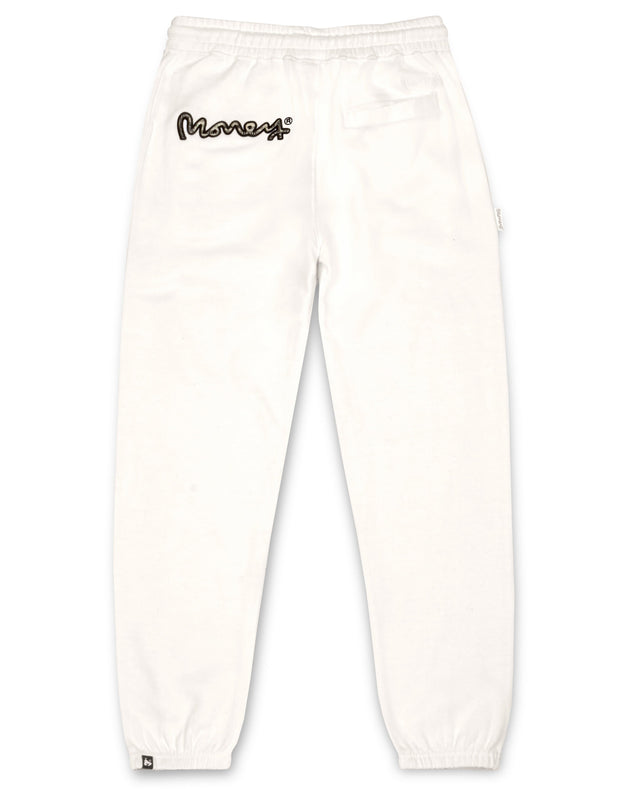 REAL CASH DOLLAR PANT OFF WHITE