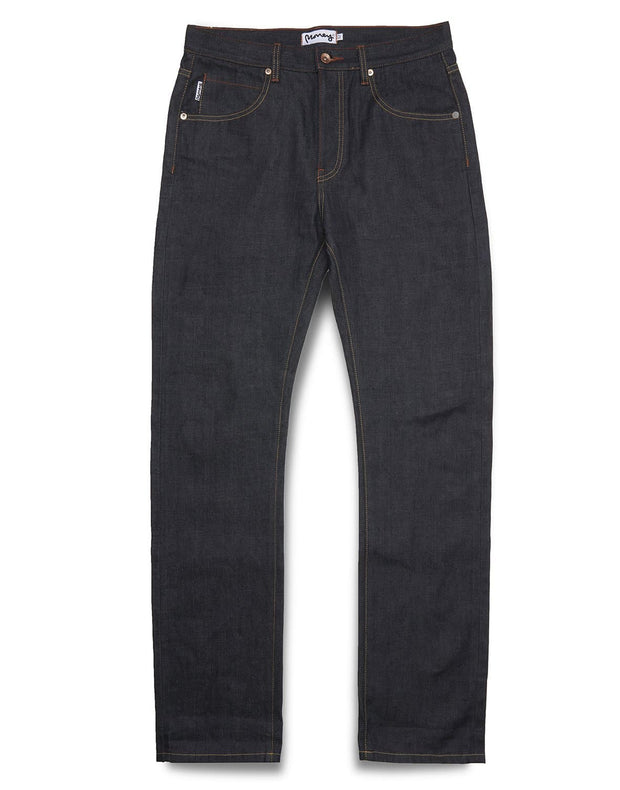 RAW SELVEDGE DENIM