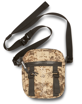 MONEY CLOTHING DIGI DESERT CAMO SHOULDER BAG