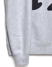 MONEY SUPER HEAVY HOOD GREY