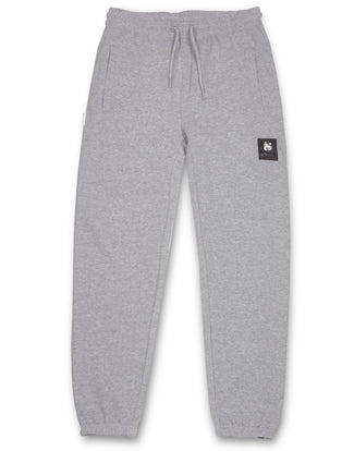 REAL CASH DOLLAR PANT GREY MELANGE