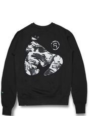 SIG APE NIGHT CAMO CREW BLACK