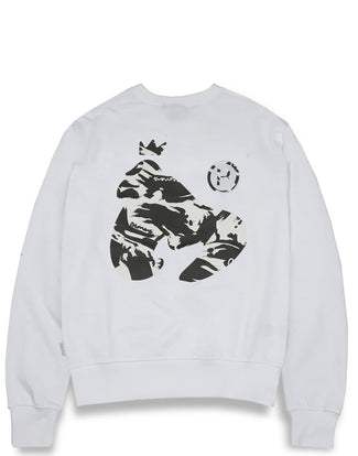 SIG APE NIGHT CAMO CREW WHITE