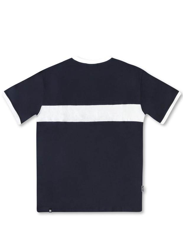 MONEY CLUB TEE NAVY
