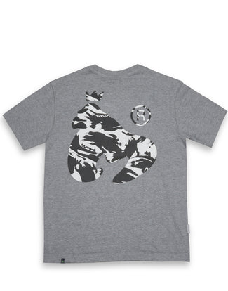 SIG APE NIGHT CAMO TEE	 GREY
