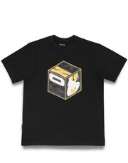 MONEY BOX TEE BLACK