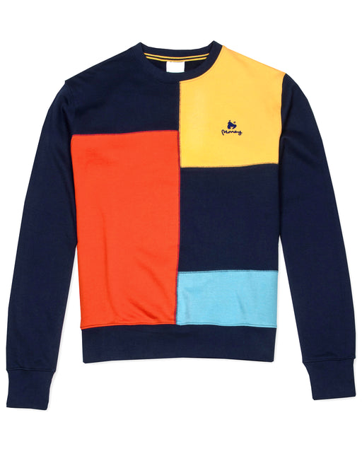 Money Clothing colour block sweatshirt