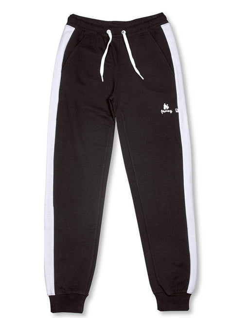 Money Clothing classic retro trackpants in black
