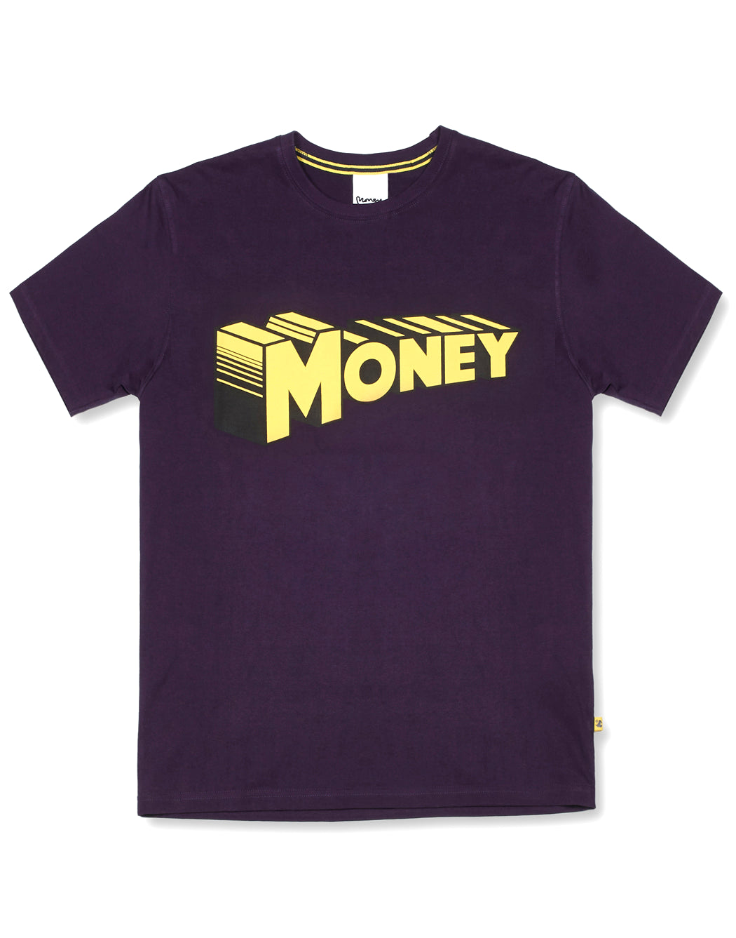Money Clothing t-shirt in purple