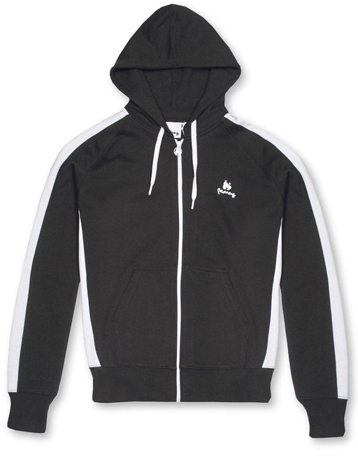Money Clothing classic retro hoody in black