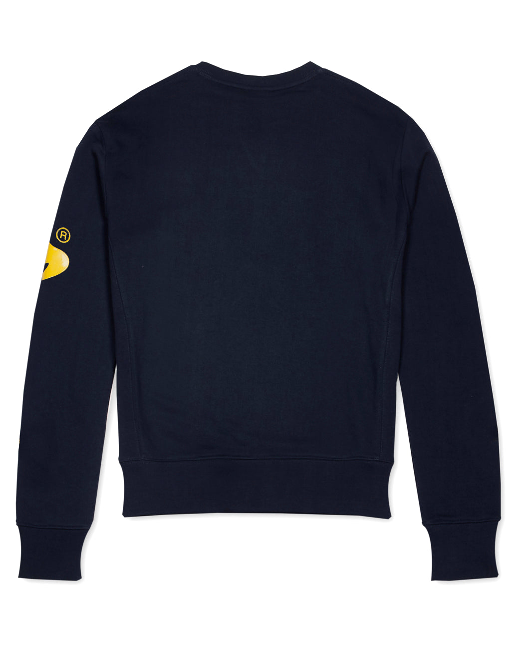 Money Clothing crew neck sweatshirt in navy