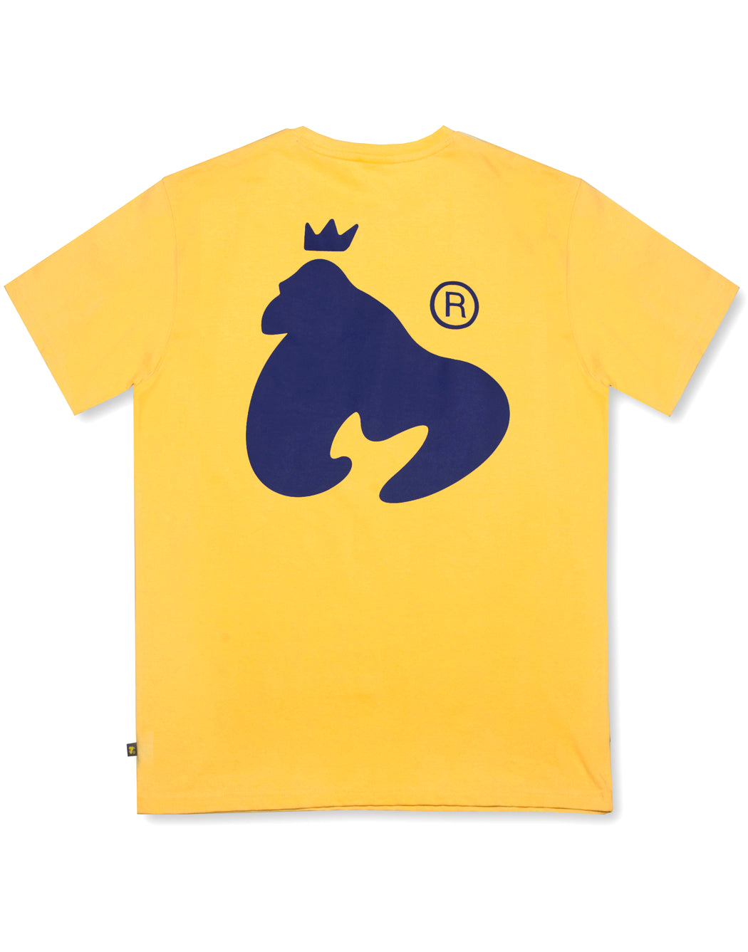 Money Clothing Signature Ape t-shirt in yellow