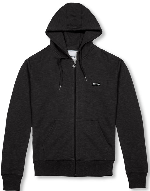 SUPER SLUB ZIP HOOD