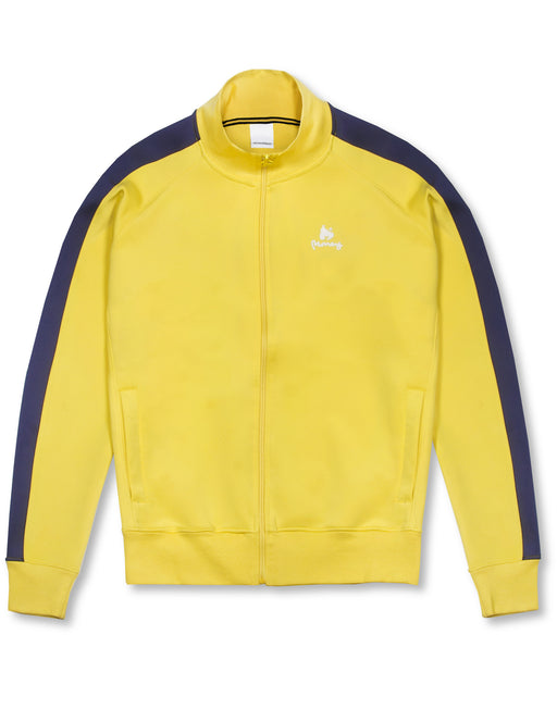 TRICOT PANEL TRACK TOP