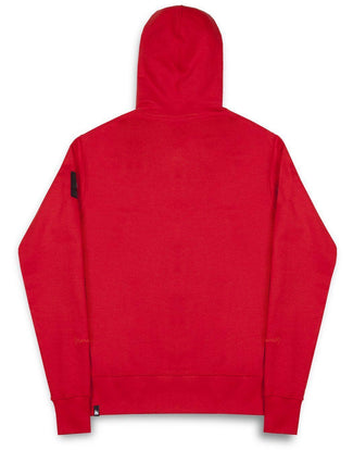 REAL CASH DOLLAR HOOD RED