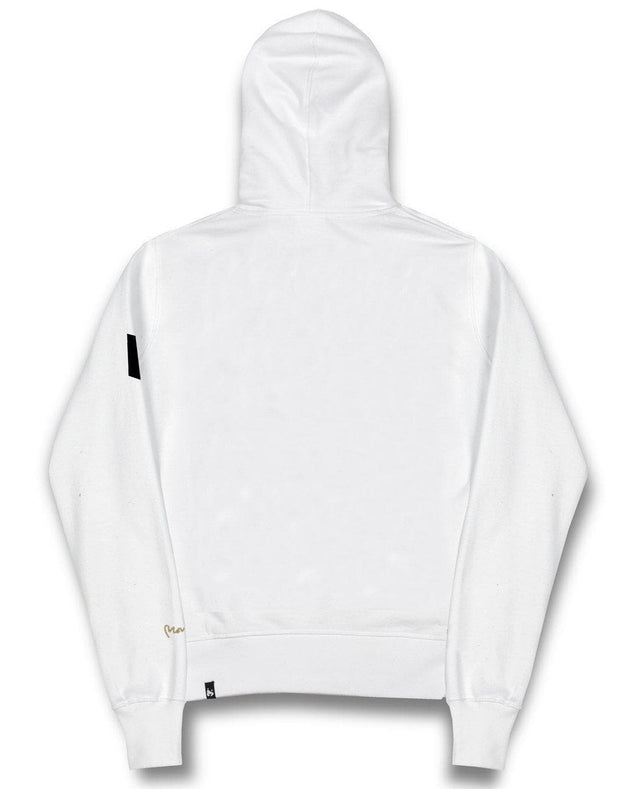 REAL CASH DOLLAR HOOD WHITE