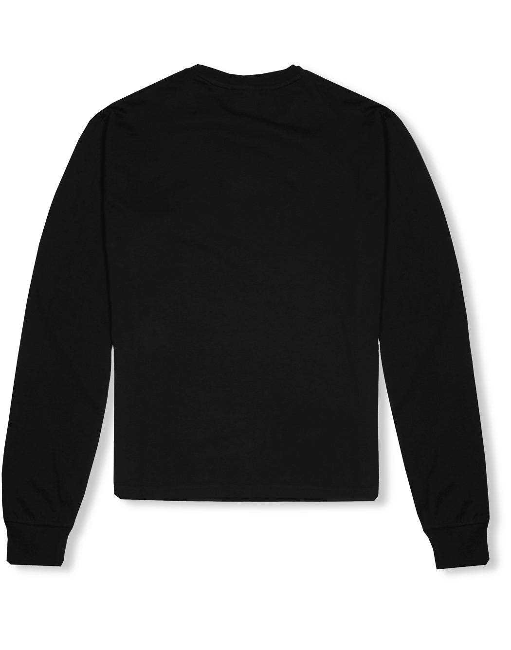 Money Clothing long sleeve tee in black
