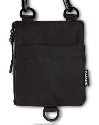 MONEY TRAVEL CASE BLACK