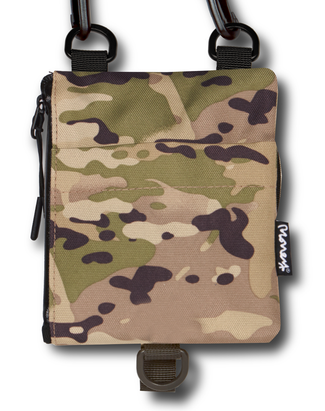 MONEY TRAVEL CASE MULTI CAMO