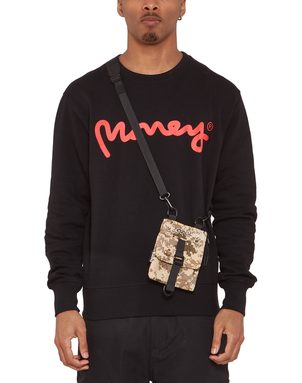 MONEY CLOTHING BLACK SIG APE HOOD TRACK 4PACK