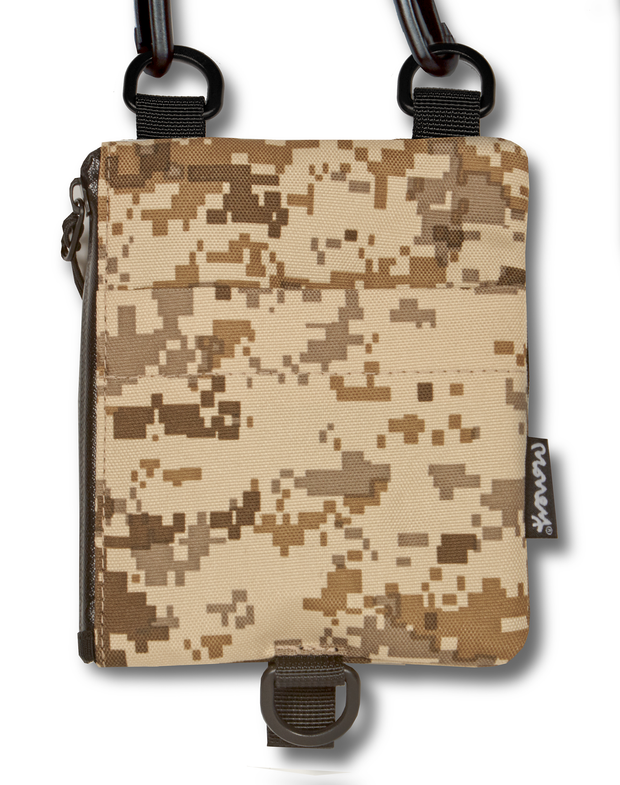 MONEY TRAVEL CASE DIGI DESERT CAMO
