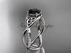 Anjay's Designs Celtic Bridal Rings