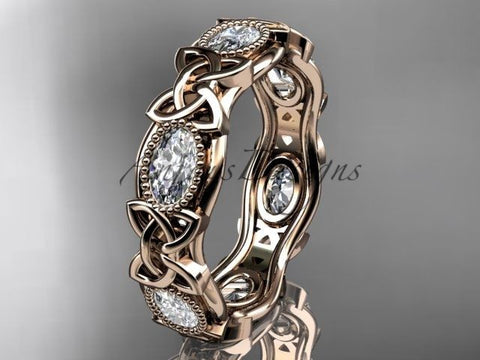 Jewelry & Watches: Engagement & Wedding: Wedding & Anniversary Bands: CZ, Moissanite & Simulated