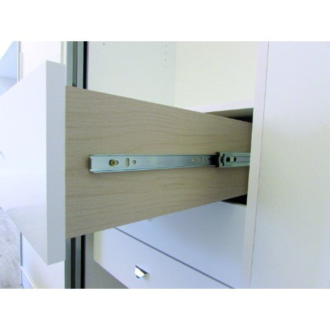 ... Chelsea Basic Wardrobe Closet 1.0 With 3 Drawers And 2 Doors ...