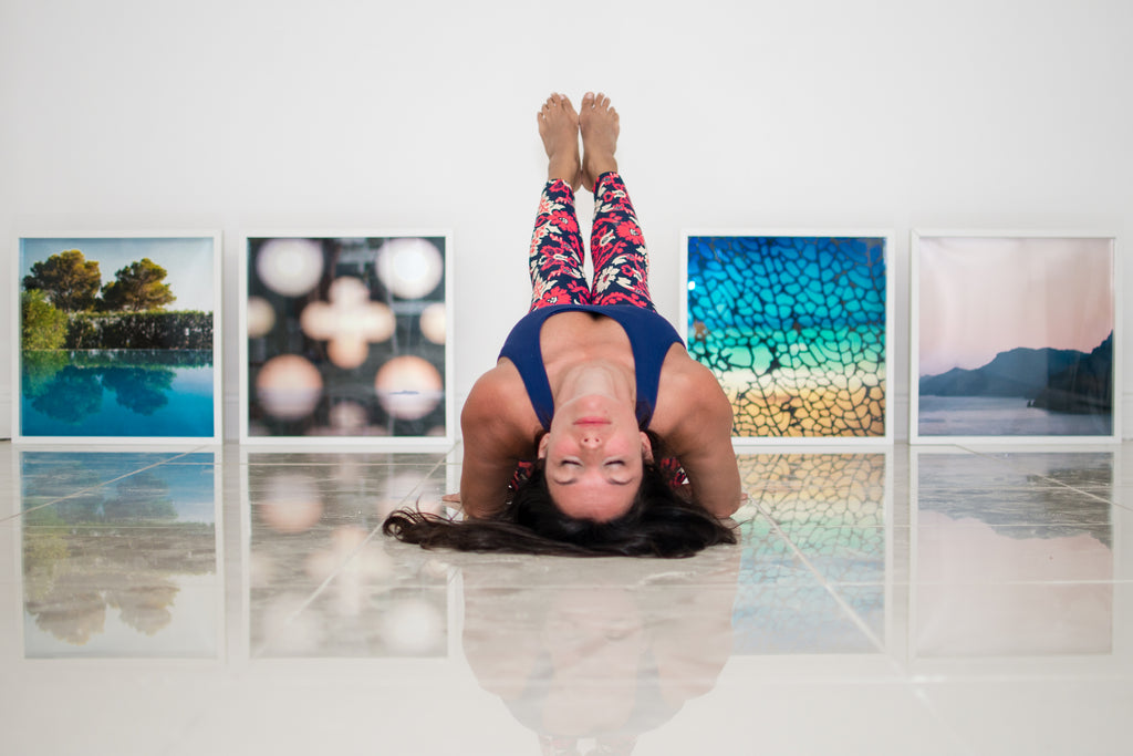 Yoga & Photography With Soraya Pastor